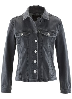 Veste, bpc selection, gris denim