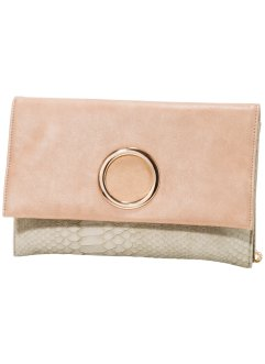 Pochette, bpc bonprix collection, nude/animal
