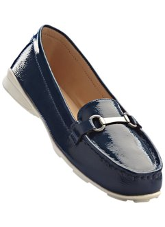 Mocassins, bpc bonprix collection, bleu