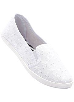Ballerines, bpc bonprix collection, blanc