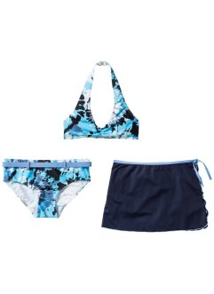 Bikini + jupe fille (Ens. 3 pces.), bpc bonprix collection