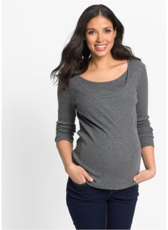 ff1d0d86e9e16 Lot de 2 T-shirts de grossesse   d  39 allaitement c ocirc