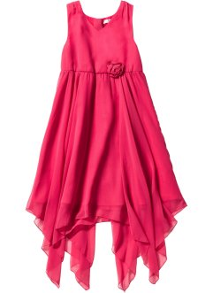 Robe en voile de chiffon, bpc bonprix collection