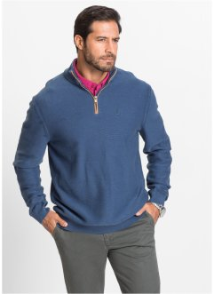 Pull camionneur Regular Fit, bpc selection, indigo