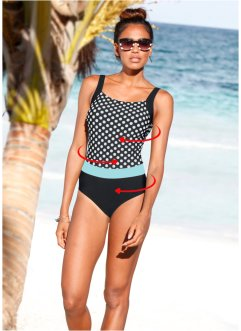 Maillot de bain modelant, bpc bonprix collection