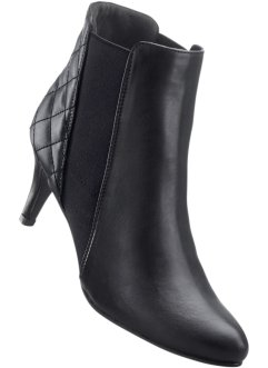 Bottines, bpc selection, noir