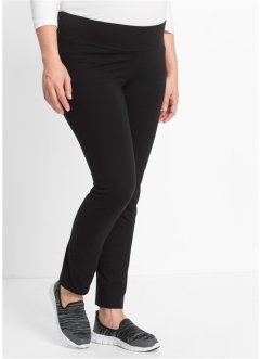Confortable legging de grossesse niveau bas du ventre, bpc bonprix collection