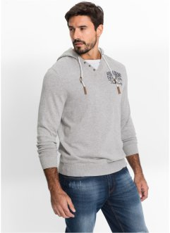 Pull à capuche Regular Fit, John Baner JEANSWEAR