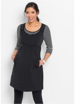 Robe de grossesse, bpc bonprix collection, noir