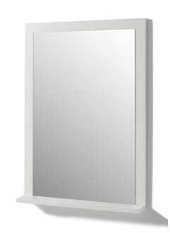 Miroir Jan, bpc living, blanc
