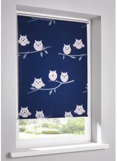 Store occultant motifs chouettes, bpc living bonprix collection