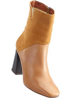Bottines en cuir, BODYFLIRT