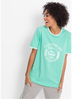 T-shirt coton demi-manches, bpc bonprix collection