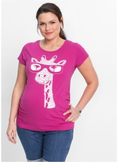 T-shirt de grossesse imprimé girafe, bpc bonprix collection