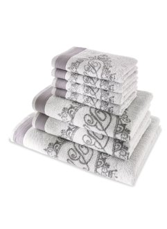 Serviette de toilette Bath, bpc living bonprix collection