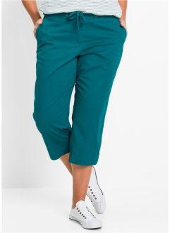 Pantalon 3/4 effet paper touch, bpc bonprix collection