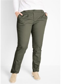 Pantalon chino extensible, bpc bonprix collection