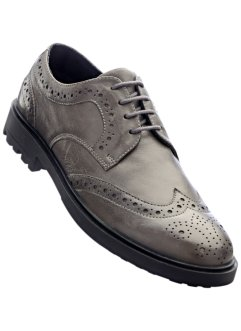 Derbies en cuir, bpc bonprix collection
