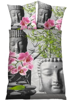 Parure de lit Bouddha, bpc living bonprix collection