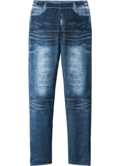 Legging imprimé jean, bpc bonprix collection