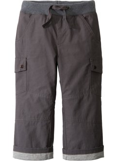 Pantalon thermo avec poches cargo, bpc bonprix collection