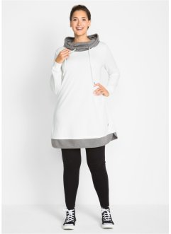 Ensemble robe sweat-shirt avec legging, bpc bonprix collection