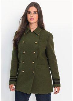 Veste manteau court femme