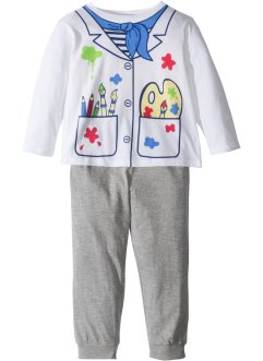 Pyjama (Ens. 2 pces.) Artiste, bpc bonprix collection