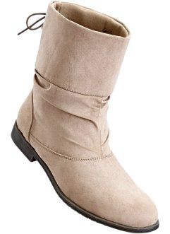 Dames Dentelle Bottes Marron - Collection Bpc Bonprix Bonprix