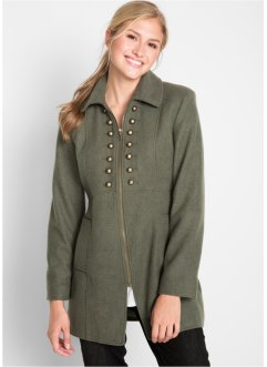 Manteau militaire - designed by Maite Kelly, bpc bonprix collection