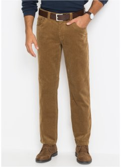 Pantalon en velours côtelé Regular Fit Straight, bpc selection