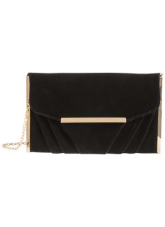 Pochette aspect velours, bpc bonprix collection