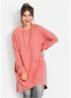 Robe sweat avec laçages MUST HAVE, RAINBOW
