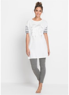Pyjama avec legging, bpc bonprix collection