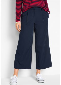 Pantalon extensible 7/8, ample, bpc bonprix collection