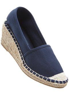 Dames Espadrilles En Gris - Collection Bpc Bonprix Bonprix
