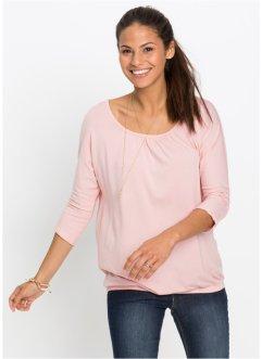 825f9ccac3c2 T-shirt manches longues col rond femme – bonprix