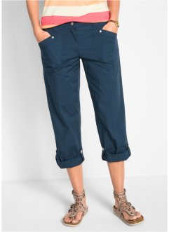 Pantalon extensible cargo 3/4, bpc bonprix collection