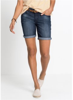 5dfbcdafba56 Jean extensible confort-stretch coupe SHORT, John Baner JEANSWEAR
