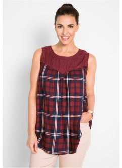 Blouse tunique, bpc bonprix collection