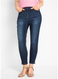 Jean extensible Boyfriend avec détail zip, bpc bonprix collection