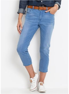 Jean soft stretch 7/8 SLIM, John Baner JEANSWEAR