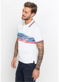 Polo Slim Fit, RAINBOW