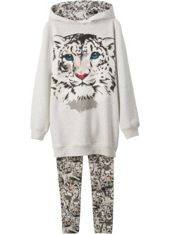 Sweat-shirt + legging (Ens. 2 pces.), bpc bonprix collection