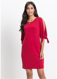 Robe en jersey à manches fendues, BODYFLIRT