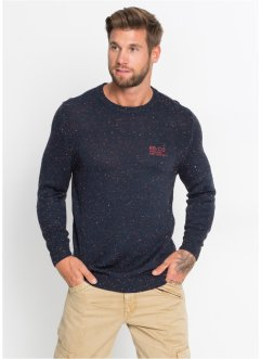 Pull en maille bouclette Regular Fit, RAINBOW