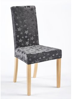 Housse de chaise Étoile, bpc living bonprix collection