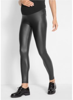 Legging de grossesse en synthétique imitation cuir, bpc bonprix collection