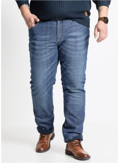 Jean extensible thermo Regular Fit Straight, John Baner JEANSWEAR