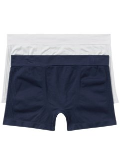 Lot de 2 boxers sans coutures, bpc bonprix collection